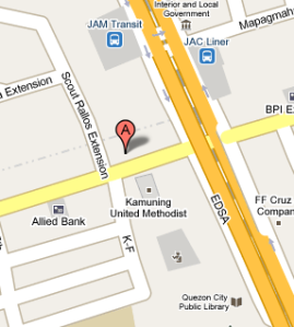 Pampanga's Best Building, Kamuning Quezon City Philippines